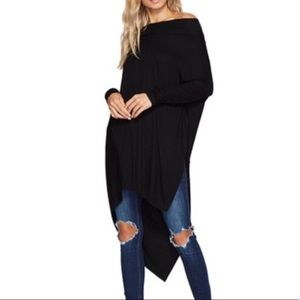 Free People Tops - Free People asymmetrical tunic